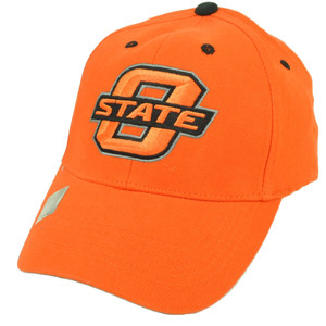 NCAA Oklahoma State Cowboys Orange Captivating Headgear Hat Cap Adjustable