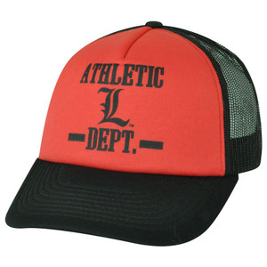 NCAA Louisville Cardinals Athletic Department Foam Mesh Trucker Snapback Hat Cap
