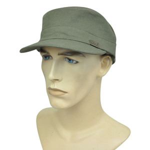 Brand Peter Grimm Cadet Medium Fitted Military Style Fatigue Castro Relax Hat