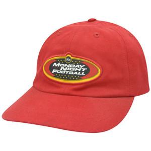 ABC Sports Monday Night Football Powerful Stuff Garment Wash Snap Buckle Hat Cap