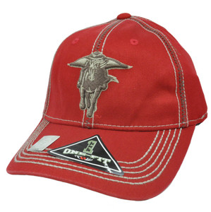 NCAA Top of The World Texas Tech Red Raiders Stitches Hat Cap One Size Flex Fit