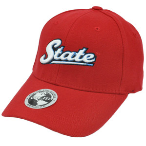 NCAA Top of The World Delaware State Hornets Hat Cap Stretch Flex Fit One Size