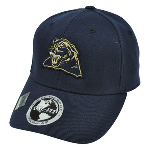 NCAA Pittsburgh Panthers Top of the World Flex Fit Hat Cap One Size Stretch