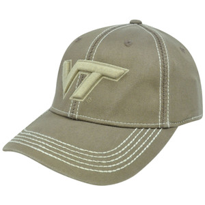 NCAA Top Of The World Heirloom Virginia Tech Hokies Stretch Flex Fit Hat Cap