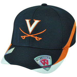 NCAA Top of the World Virginia Cavaliers Back Nine Rookie Youth Flex Fit Hat Cap