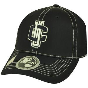 NCAA Top of the World Empire UConn Connecticut Huskies S/M Flex Fit Hat Cap