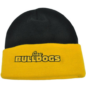 NCAA Jay Bulldogs Oklahoma High School Knit Cuffed Beanie Winter Snow Hat Cap