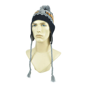 NCAA Appalachian State Mountaineers Tassel Beanie Hat Knit Top Of World Boggan