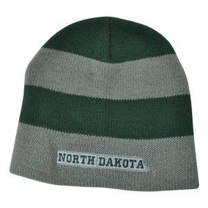 NCAA American Needle Women Ladies North Dakota State Bisons Cuffless Knit Green