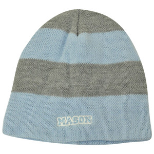 NCAA American Needle Women Ladies George Mason Patriots Cuffless Knit Light Blue