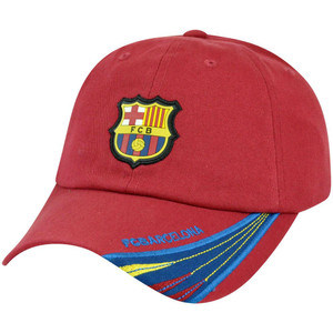 Barcelona Barca FCB La Liga Soccer Futbol Hat Cap Gorra Clip Buckle Spain Espana