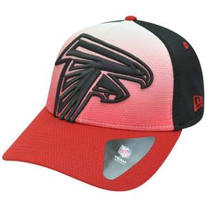 NFL New Era 39Thirty 3930 Gradation Atlanta Falcons Flex Fit L/XL Hat Cap