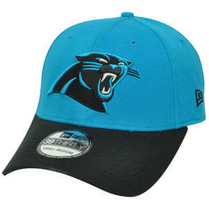 NFL New Era 39Thirty Carolina Panther TD Classic Stretch Flex Fit L/XL Hat Cap