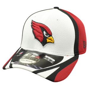 NFL New Era 39Thirty 3930 Arizona Cardinals 2014 Official Training Flex Fit L/XL