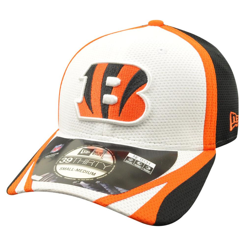 NFL New Era 39Thirty 3930 Cincinnati Bengals 2014 Official Training ... e94c25da25e9