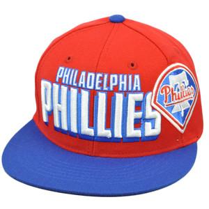 47 Forty Seven Brand Snap Back Slamma Jamma Hat Cap MLB Philadelphia Phillies