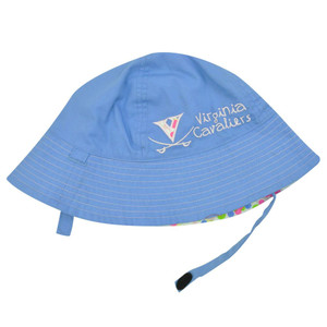 NCAA VIRGINIA CAVALIERS INFANT BLUE SUN BUCKET HAT