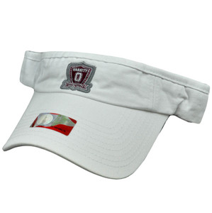 NCAA Top of The World Licensed Oklahoma Sooners Visor Hat Velcro Curved Bill