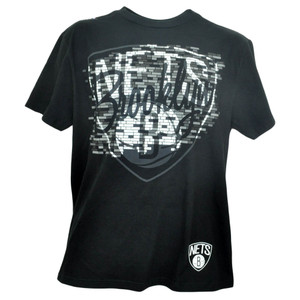 NBA Unk Brooklyn Nets NY Brick Breaker Basketball Tshirt Tee Black Shirt
