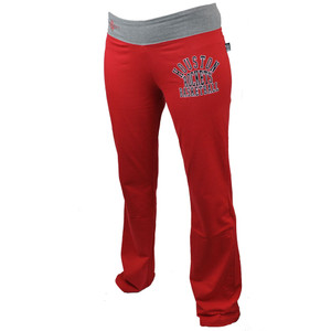 NBA 4 Her UNK Houston Rockets Overtime Basketball Sweat Pants Women Ladies