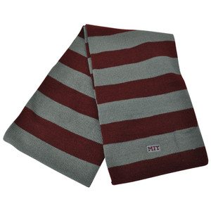 NCAA Massachusetts Institute Technology Engineers MIT Women Ladies Scarf Maroon