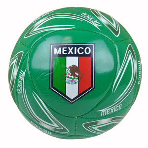 Mexico National Soccer Ball Pelota Futbol Calcio FIFA Full Size 5 Rhinox Group