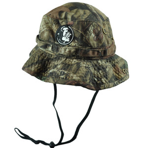 NCAA Top of the World Florida State Seminoles Camouflage Mossy Oak Bucket Hat