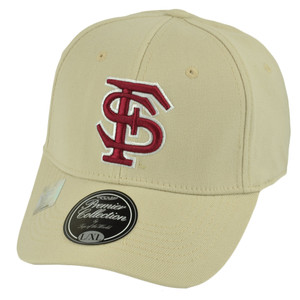 NCAA Top of the World Florida State Seminoles FSU Premier L/XL Flex Fit Hat Cap