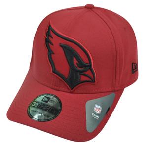 NFL New Era 3930 Arizona Cardinals Flex Fit Small Medium Magnifier Hat Cap Cards