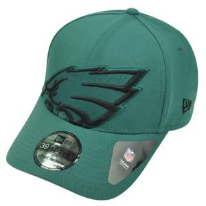 NFL New Era 3930 Philadelphia Eagles Flex Fit Medium Large Magnifier Hat Cap
