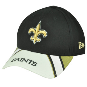 NFL New Era 9Forty 940 Classic New Orleans Saints Jersey Play Adjustable Hat Cap