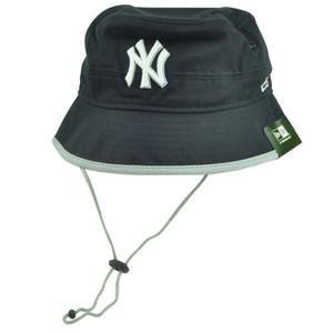MLB New Era New York Yankees Basic Action Sun Bucket Outdoor Fishing 2XLarge XXL