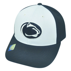 NCAA Penn State Nittany Lions Midterm Twill Cotton Velcro Strapback Hat Cap