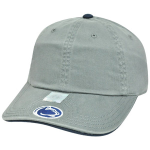 NCAA American Needle Penn State Nittany Lions Flambam Women Ladies Hat Grey Cap