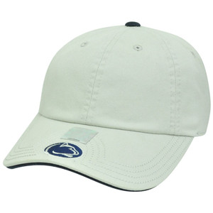 NCAA American Needle Penn State Nittany Lions Flambam Women Ladies Hat Khaki Cap