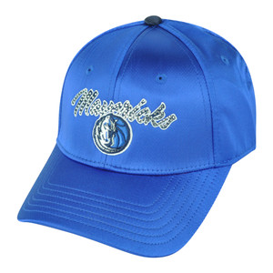 NBA Dallas Mavericks Mavs Women Ladies Satin Patricia Buckle Rhinestone Hat Cap