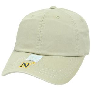 NCAA American Needle Navy Midshipmen Flambam Garment Wash Women Ladies Hat Cap