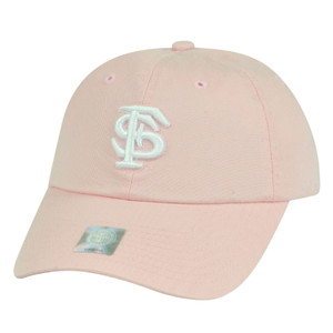 NCAA Florida State Seminoles Top of the World Womens Pink Sun Buckle Hat Cap