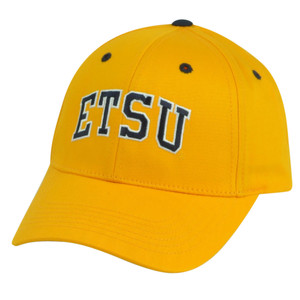 NCAA East Tennessee State ETSU Buccaneers Velcro Captivating Headgear Hat Cap