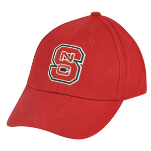 NCAA North Carolina State Wolfpack Velcro Adjustable Captivating Headgear Hat Cap