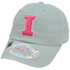 NCAA Top of The World Idaho Vandals Womens Ladies Hat Cap Relaxed Fit Slouched