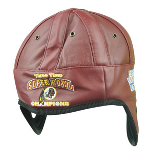 NFL Reebok Washington Redskins Three Time Super Bowl XVII Helmet Head Hat Cap