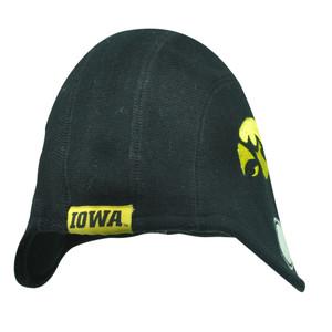 NCAA Iowa Hawkeyes Game Day Helmet Beanie Knit Skully Hat Black Fan Favorite