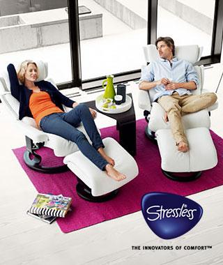 Ekorness Stressless ® Banner