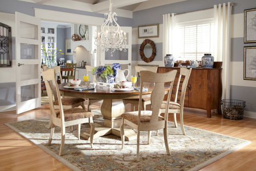 Avalon Dining Room Collection Slater S Home Furnishings