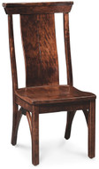 B&O Railroad© Trestle Bridge Side Chair