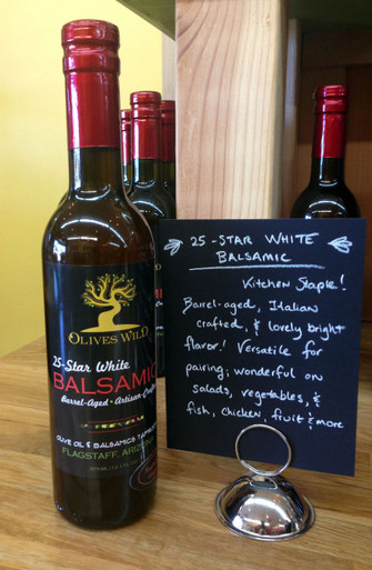 25-Star White Balsamic