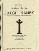 Master Guide to the Various Spellings of Irish Names