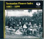 Tasmanian Pioneer Index 1803-1899