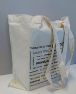 Genealogy and History Calico Bag (Limited Edition)